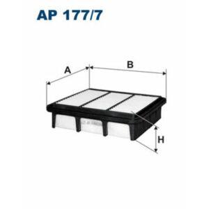 Filtr powietrza FILTRON AP 177/7